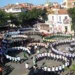 Фестивал за народни танци